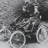 First British motor car inventor nominated for new £50 bill