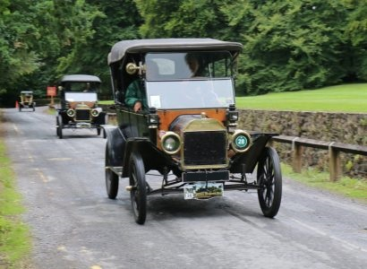 Irish Model T Ford Club - Flivver Online Clubs and Societies Portfolio