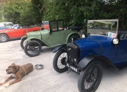 Irish Austin Seven Club Flivver-Online Museums and Collections Portfolio