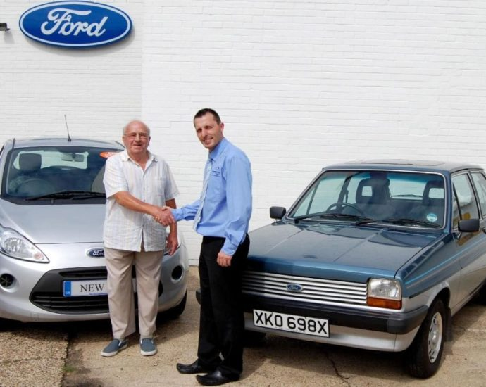 Something Old, Something New. How Scrappage Harmed The Classic Car Market
