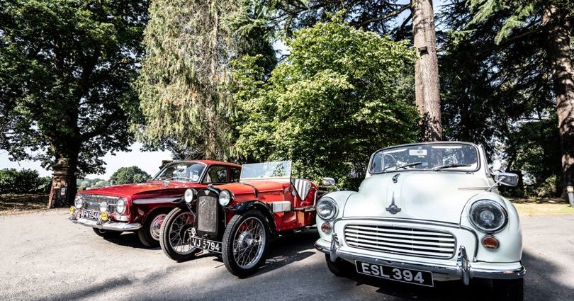 Appreciate The Classics – Pre-17 Driving Scheme Adds Three Historic Cars To The Fleet