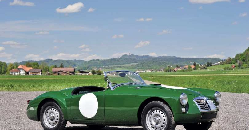 Hagerty Insider UK Report – UK Classic Car Market Remains Stable During Crisis