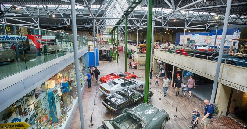 Workshop At National Motor Museum Opens For Customers' Cars