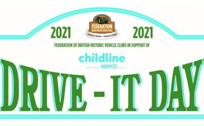 FBHVC Drive It Day April 2021