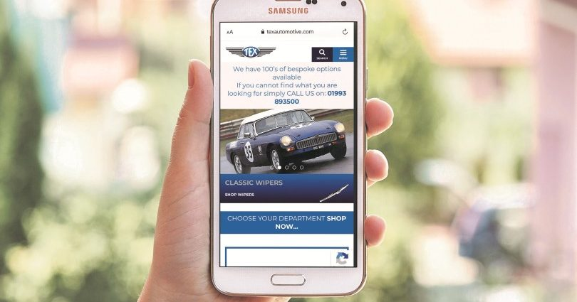 British Motor Heritage underpins a period of significant reorganisation with a pair of new websites