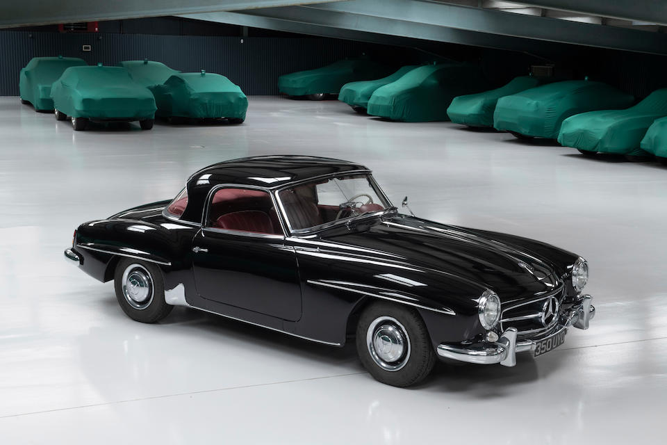 1960Mercedes190SLcreditBonhams