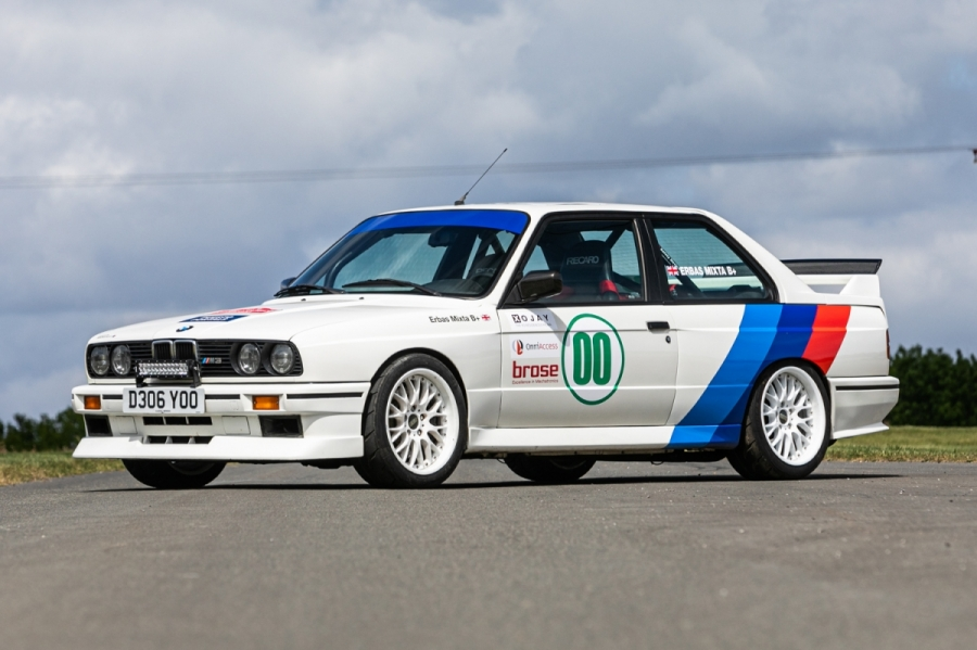 1987E30BMWM3CompetitionPackcreditSilverstoneAuctions