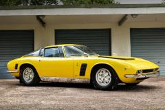 1971 Iso Grifo 7.4 Litre Series II Coupe